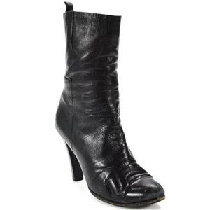 Well Loved Costume National Genuine Leather Boots
